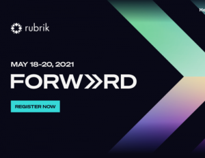 Rubrik Forward event